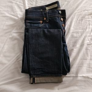 Gap 1969 - Japanese Raw Selvedge - 32/30